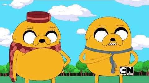Adventure Time - Joshua and Margaret (SDCC Sneak Peek)