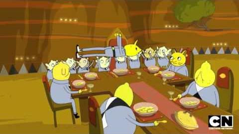 Adventure Time - The Mountain (Sneak Peek)
