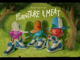Meble i mięso