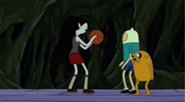 185px-S5 e14 Finn2C Jake and Marceline playing basketball-1-