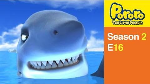 Pororo S2 16 Shark Attack!