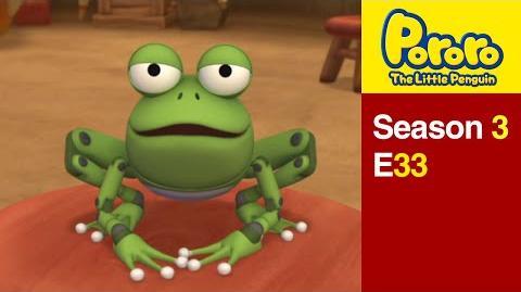 Pororo S3 33 Toy Frog
