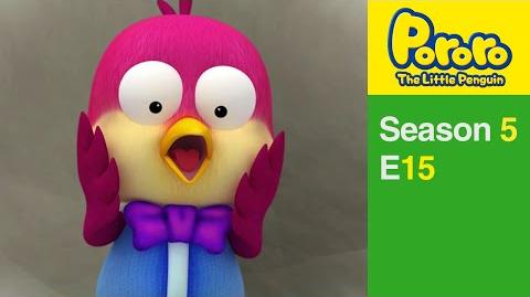 Pororo S5 15 Crong and Harry Have Disappeared!