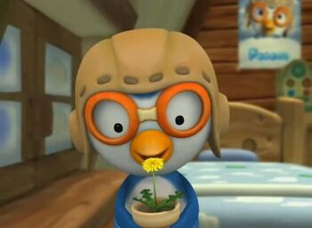 Pororo and Dandelion