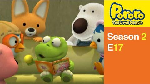 Pororo S2 17 Crong's First Word
