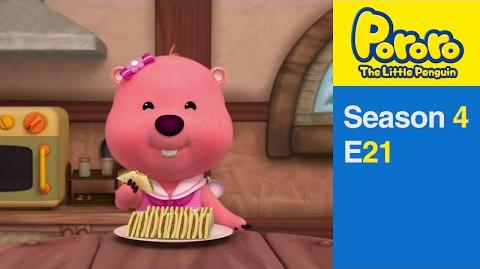 Pororo S4 21 A Meal Made for Loopy