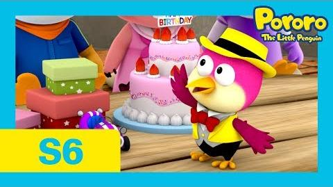 Pororo S6 E03 The Best Birthday Present