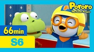Pororo Season 6 Rody and Tu-tu's Great Adventure and more (60mins) Pororo the little penguin