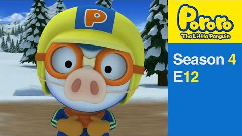 Pororo S4 12 Loopy's Secret Friend