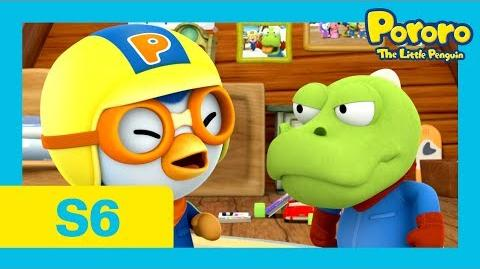 Pororo S6 E06 Pororo, Crong! Please Don't Fight