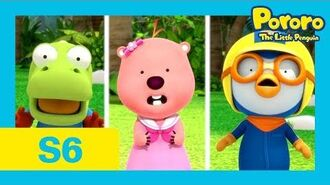 Pororo Season 6 08 The Adventures on Summer Island 2 With CC Pororo the little Penguin