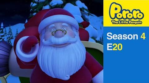 Pororo S4 20 Eddy's Christmas Present