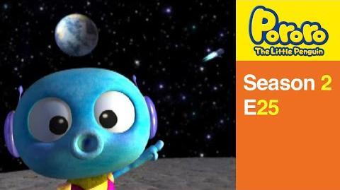 Pororo S2 25 Eddy on the Moon