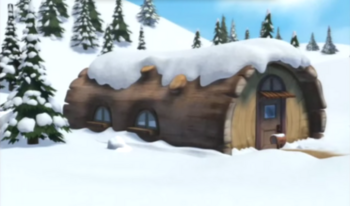 Loopy's house