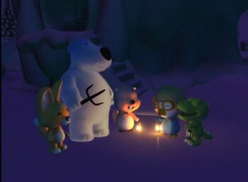 Mystical Ghost Light