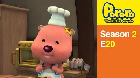 Pororo S2 20 The Cook of Genius