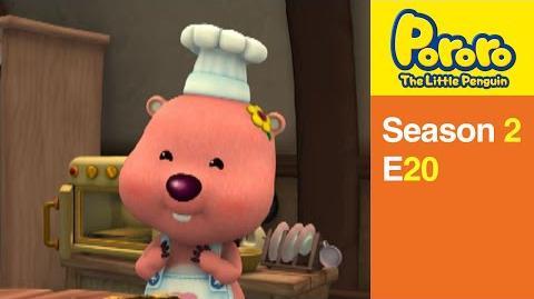 Pororo S2 20 The Cook of Genius