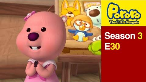 Pororo S3 30 You're the Best, Poby