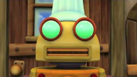 Robot cook (character)