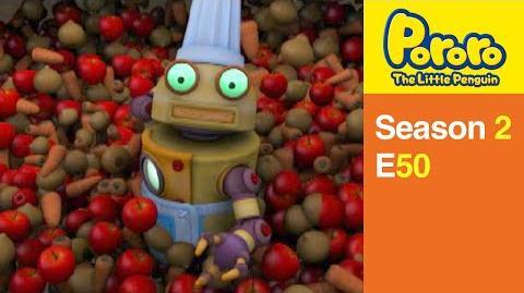 Pororo S2 50 Return of Robot cook