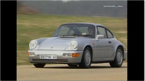 50 Years of Porsche 911 - 911 Type 964 - 1989-1993