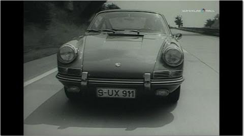 50 Years of Porsche 911 - 911 Ur-Model - 1965-1973