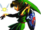 Link (Ocarina of Time/Majora's Mask)