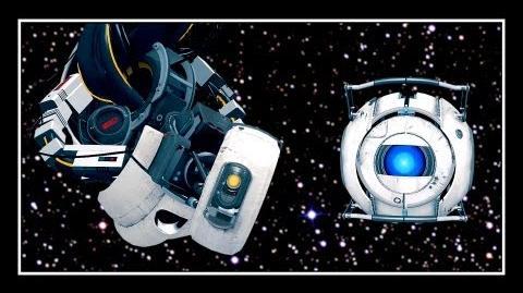 Portal 2 - Baby It's Space Outside
