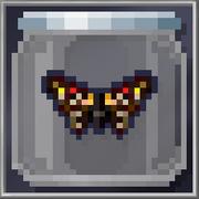 Red Dot Moth