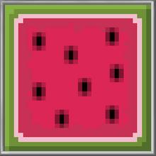 Sliced Watermelon Block