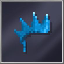 Spiky Punk Blue