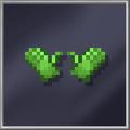 Green Alien Gloves