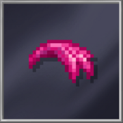 Fringe Spiky Pink