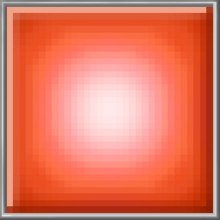 Red Glow Block