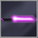 Purple Laser Sword