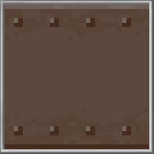 Brown Iron Background 2