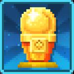 Golden_Cone_Statue