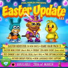 Easter Event 2018