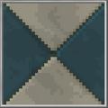 Blue Diagonal Checker