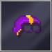 Purple_Half-Head_Mask