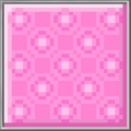 Dotted Pink Block
