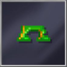 Green Heroic Tights