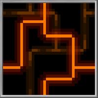 Orange Glow Wire