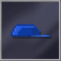Blue Skater Cap