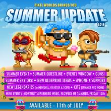 Summer Event 2018