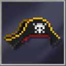 Pirate Captain's Hat