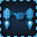 Plasma Jet Pack Blueprint