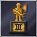 Bronze Fisherman's Cup Trophy
