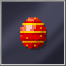 Red Royal Egg