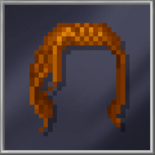 Brown Band Hair